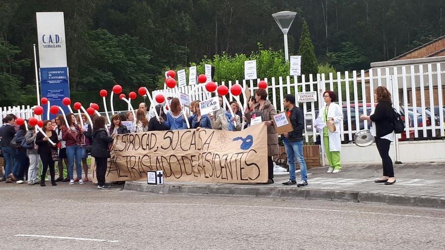 Gobierno aprueba los servicios mínimos para la huelga en el CAD de Sierrallana con 67 de los 158 trabajadores