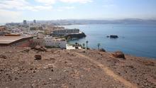 La Isleta y Las Coloradas contarán con dos miradores para observar la capital y El Confital