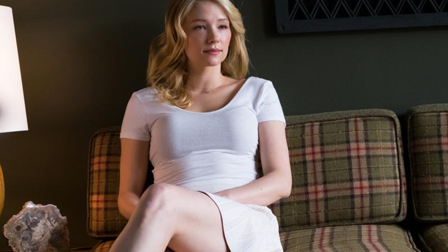 Haley Bennet como Megan en 'La chica del tren'