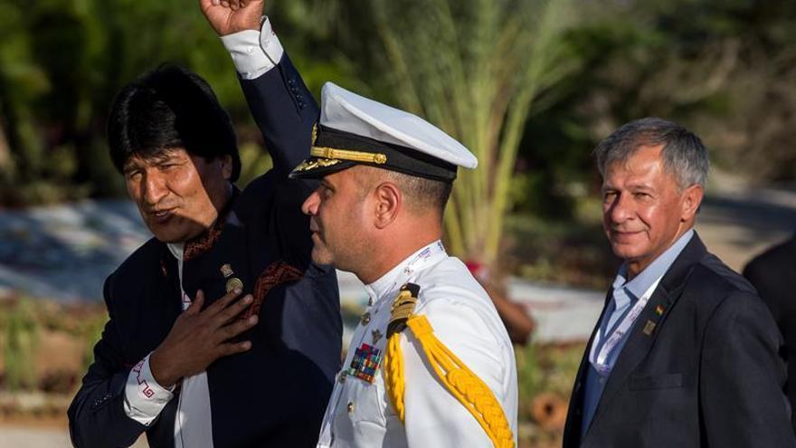 Bolivia y El Salvador abordan el desarme y el narcotráfico en la cumbre de No Alineados