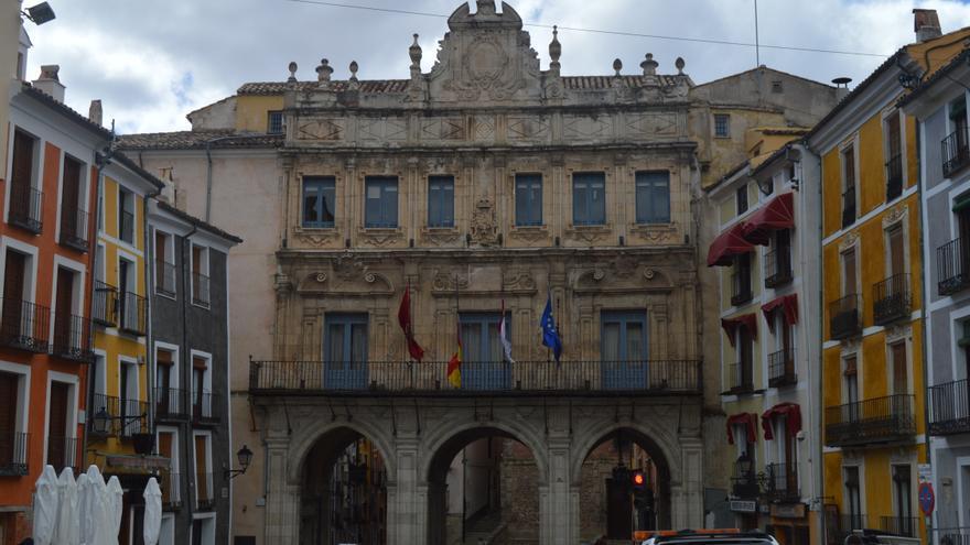 Ayuntamiento de Cuenca / Foto: Javier Robla