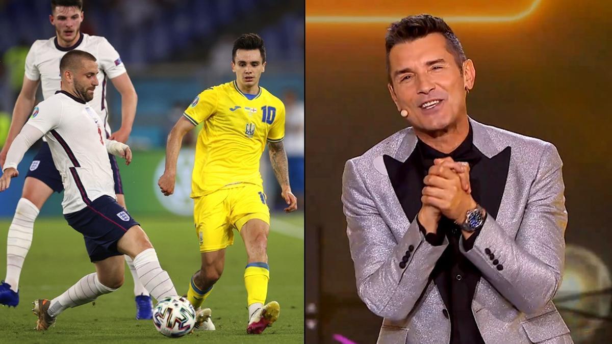 Eurocopa / Jesús Vázquez en 'Top Star'