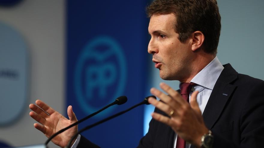 """El PP dice a Colau que juró cumplir la ley y que el Estado """"no escatimará esfuerzos para penalizar al que delinca"""""""