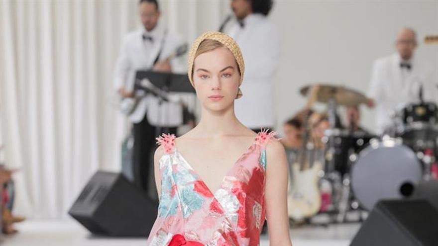 Delpozo lleva el atardecer veraniego a la Semana de la Moda de Nueva York