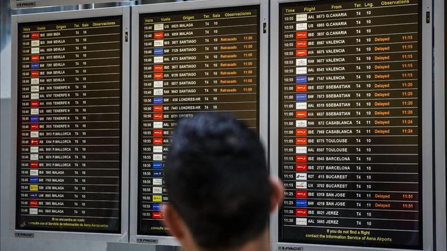 Desconvocada la huelga de basuras en el aeropuerto al ratificarse un acuerdo