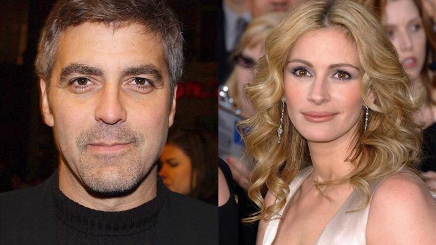 """George Clooney y Julia Roberts coincidirán de nuevo en """"Money Monster"""""""