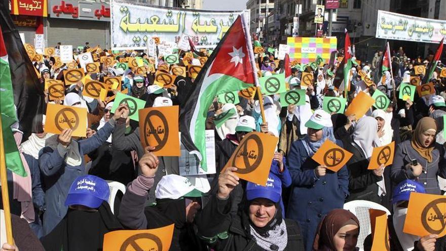 Los jordanos se acercan a las elecciones con poca confianza y expectativas