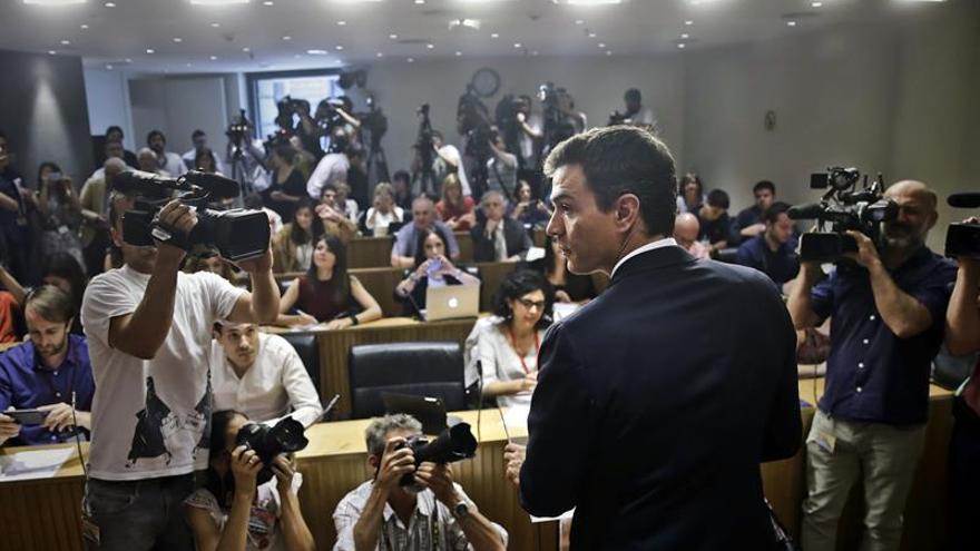 Sánchez recuerda la memoria de Miguel Ángel Blanco y todas las víctimas