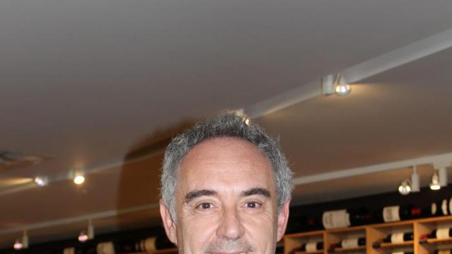 Dibujos de los platos de Ferran Adrià se exhiben en el Drawing Center de Nueva York
