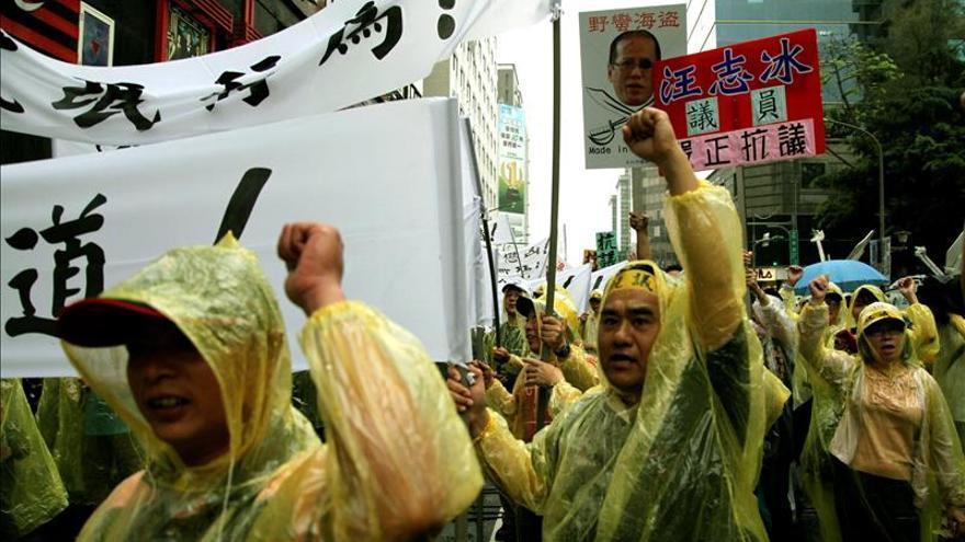 Taiwán realiza maniobras navales cerca de Filipinas mientras crece la tensión