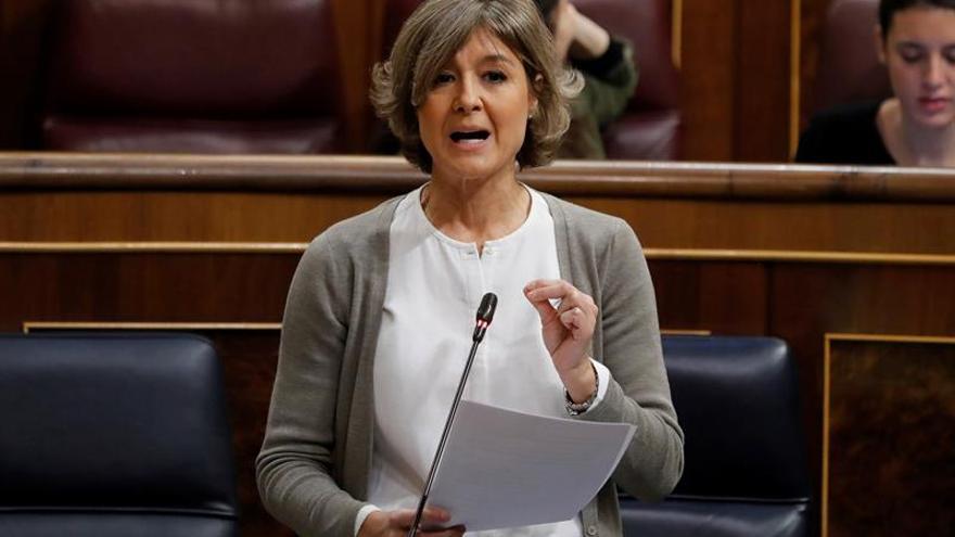 Tejerina defendiendo la postura de España sobre fertilizantes en el Congreso