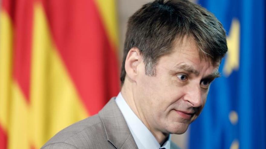 Triste final de búsqueda del embajador británico a una española que le ayudó