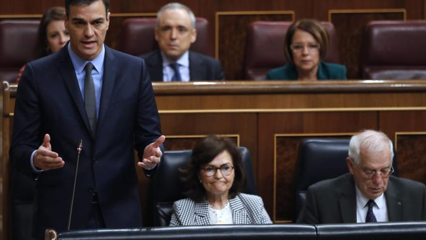 Sánchez ratifica el compromiso de hablar con Urkullu de traspaso de prisiones