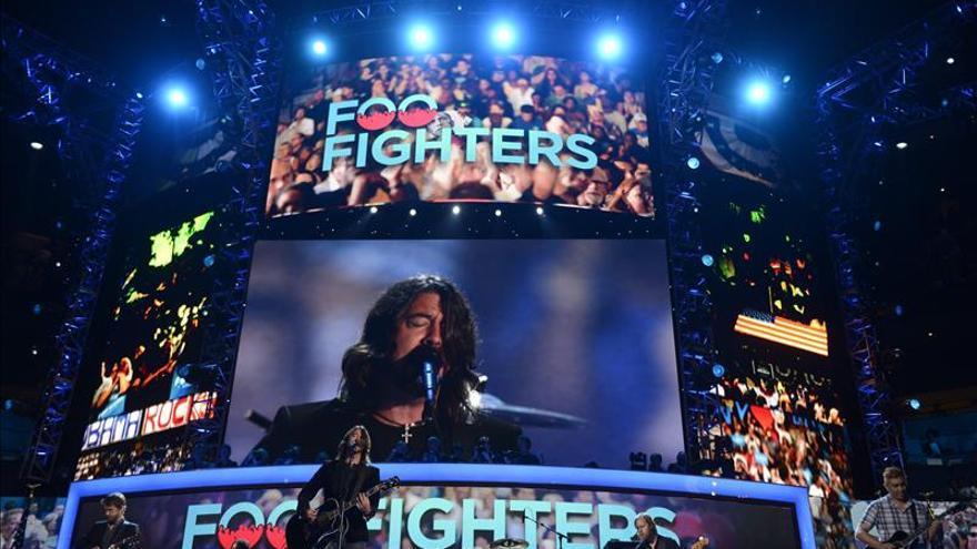 Foo Fighters, en busca del alma musical estadounidense