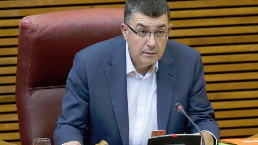 """Morera (Bloc), tranquilo ante la supuesta financiación irregular porque la jueza de Valencia """"ha visto que no hay nada"""""""
