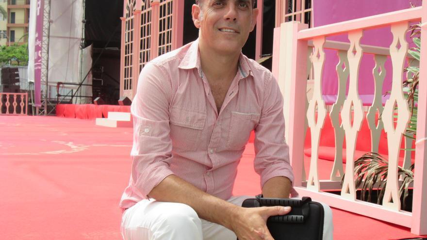 José Gordillo es el director coreográfico del Minué. Foto: LUZ RODRÍGUEZ