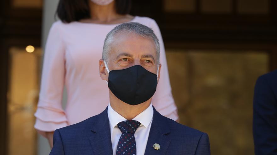 """Urkullu tilda el acuerdo entre el Gobierno y Madrid de """"estado de alarma enmascarado"""""""