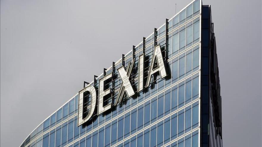 Dexia anotó unas pérdidas de 606 millones de euros en 2014