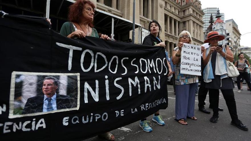 Amenazan a un fiscal argentino que investiga la muerte de su colega Alberto Nisman