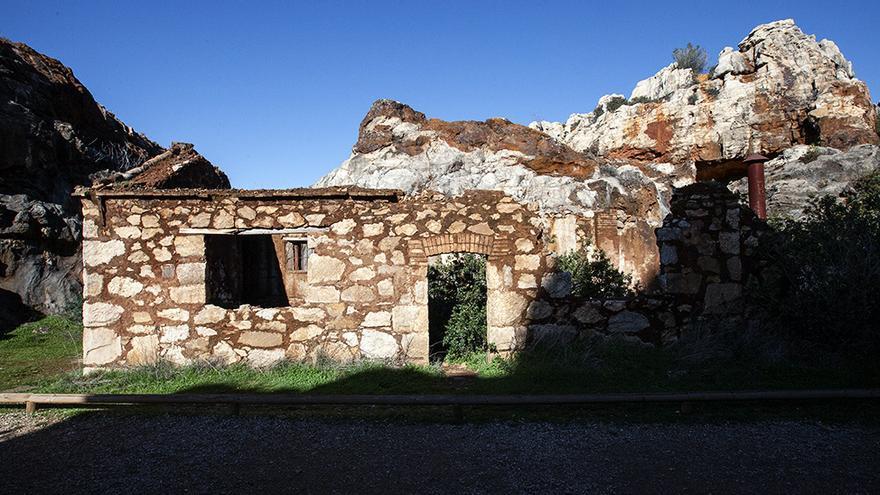 Cerro del Hierro.