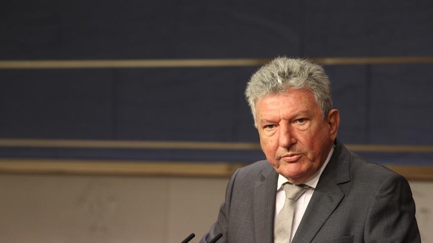 """Quevedo (NC) dice que se resistió """"todo"""" lo que pudo a liderar la comisión de investigación sobre el PP"""