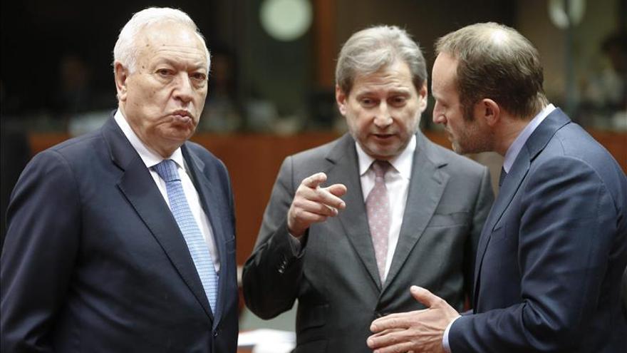 La UE defiende la unidad europea ante Rusia por la crisis de Ucrania