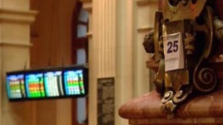 Paneles de la Bolsa, Ibex 35