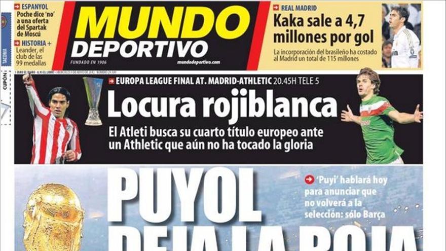 De las portadas del día (09/05/2012) #14