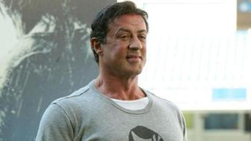 Los Mercenarios ¿el último papel de Stallone?