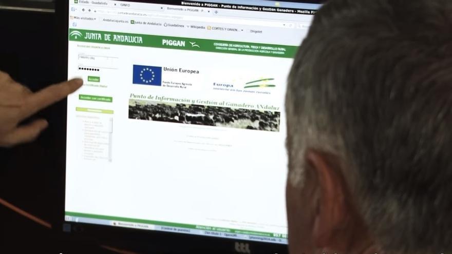 Guadalinfo ofrece un curso sobre herramientas digitales para agricultores y ganaderos en pueblos de la Sierra