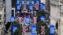 R. Unido continúa con la desescalada pese al retraso del sistema de rastreo
