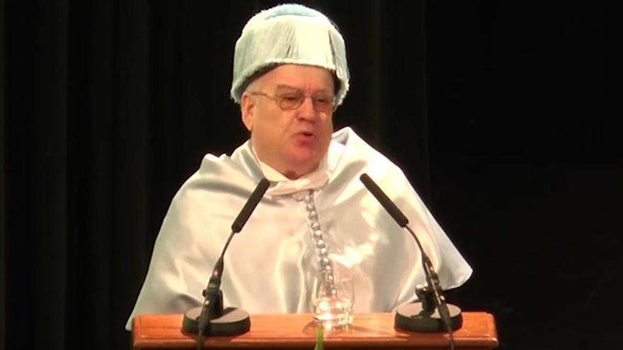 El arabista Federico Corriente Córdoba.