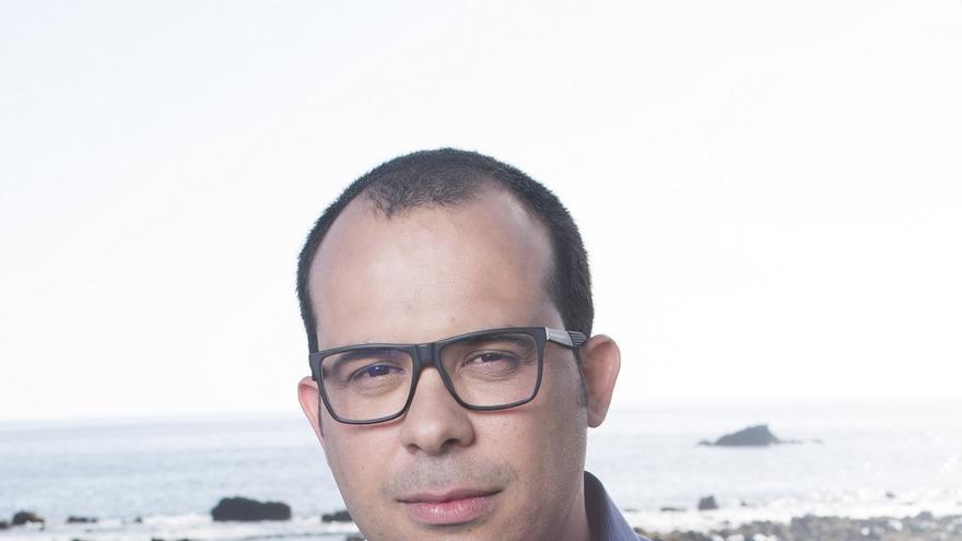 Guzmán Correa, candidato a la Alcaldía de Valle Gran Rey por SSP