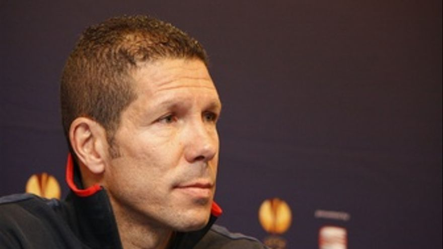 Diego Pablo Simeone Atletico Madrid