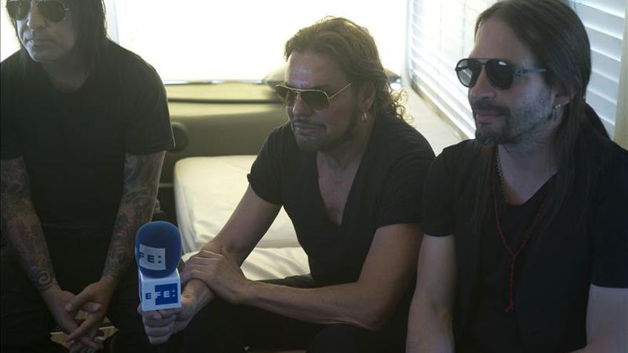 Maná desbanca a Alejandro Sanz en Top Latin y Latin Pop Albums de Billboard