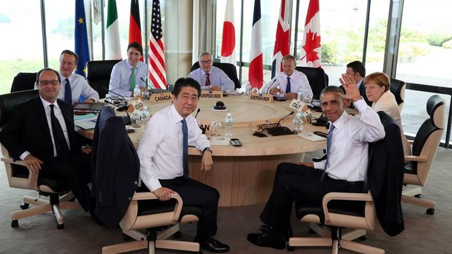 El G7 adopta un plan de acción para combatir el terrorismo y el extremismo