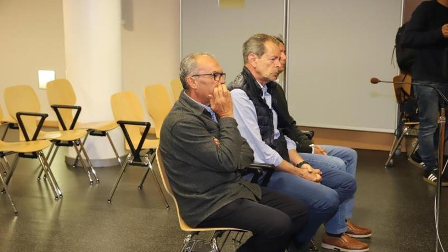 Dos años para los acusados del expolio de fondos de San Bartolomé (Lanzarote)