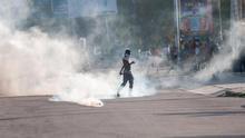 Matan a un policía y a dos civiles en Haití en medio de la tensión por la crisis
