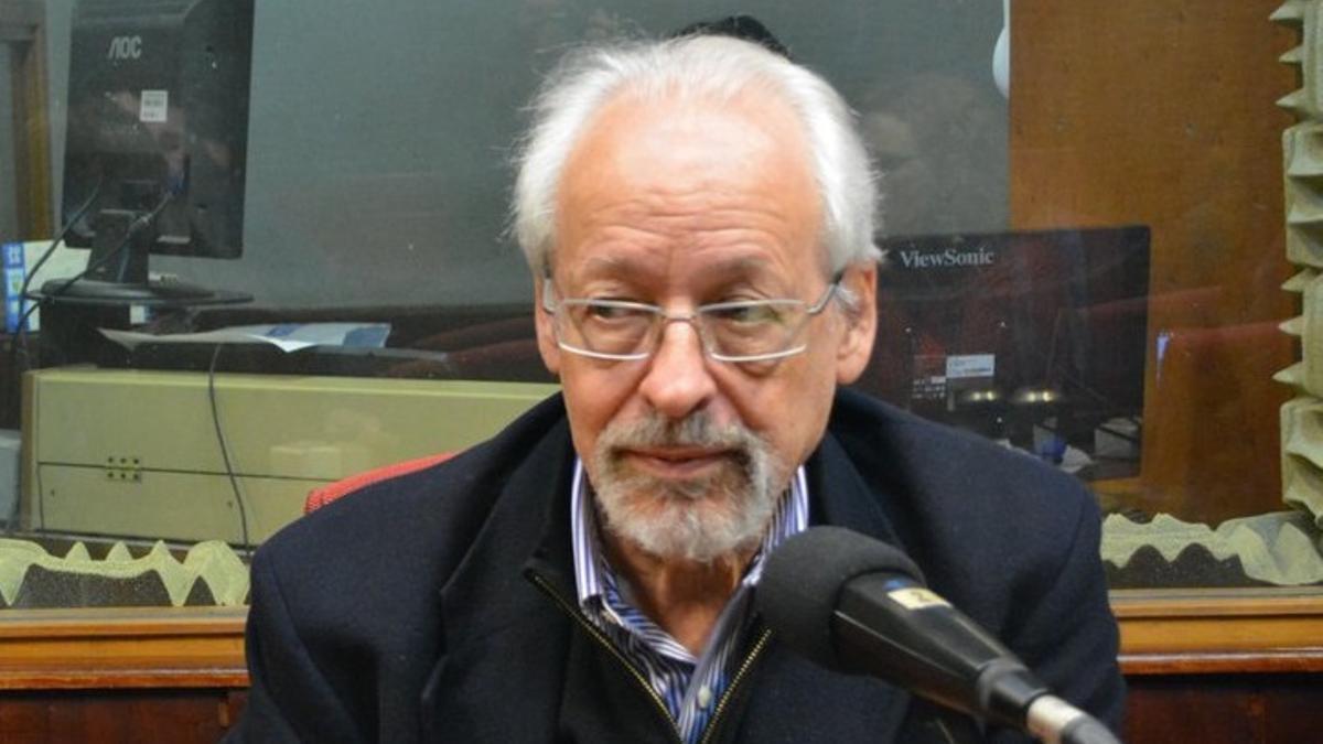 Horacio Verbitsky.