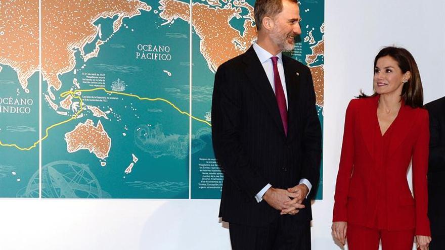 Felipe VI renueva el compromiso y la vocación universal de España