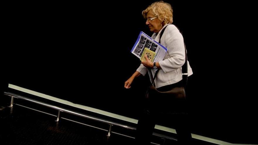 """Carmena: Madrid es """"el lugar del encuentro de España"""""""