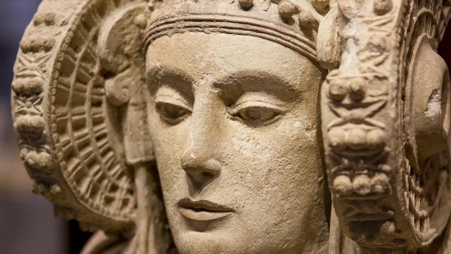 La Dama de Elche, obra cumbre del arte ibérico. Viajar Ahora