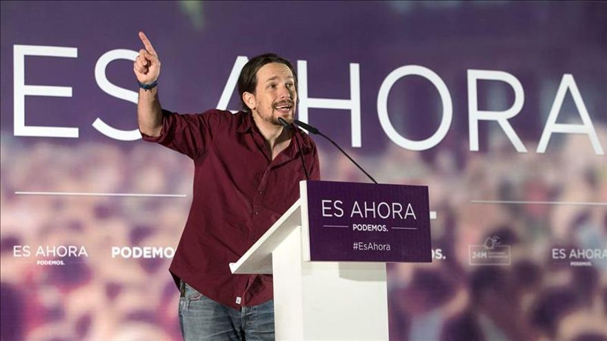 """Pablo Iglesias y Albert Rivera aceptan un """"cara a cara"""" en la Sexta"""