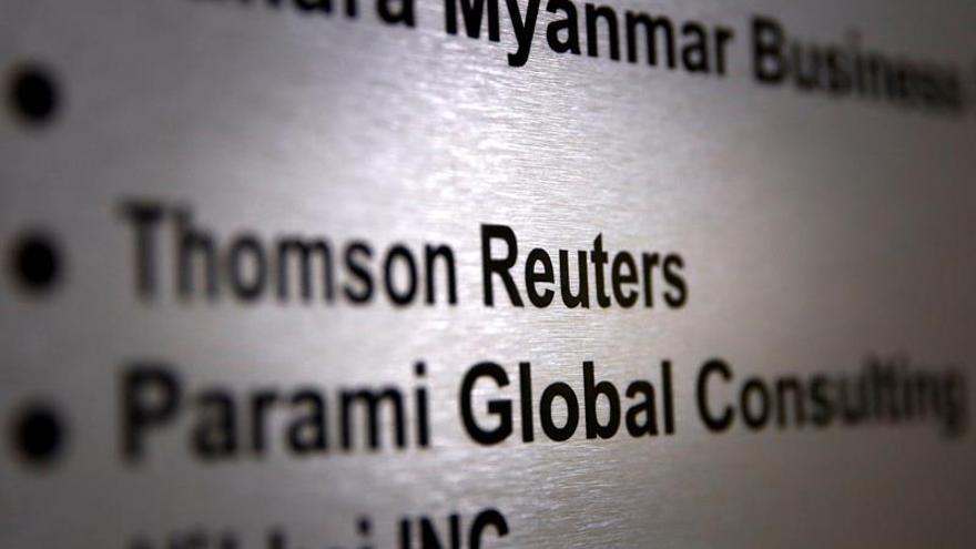 Detenidos dos periodistas birmanos por la ley de secretos oficiales