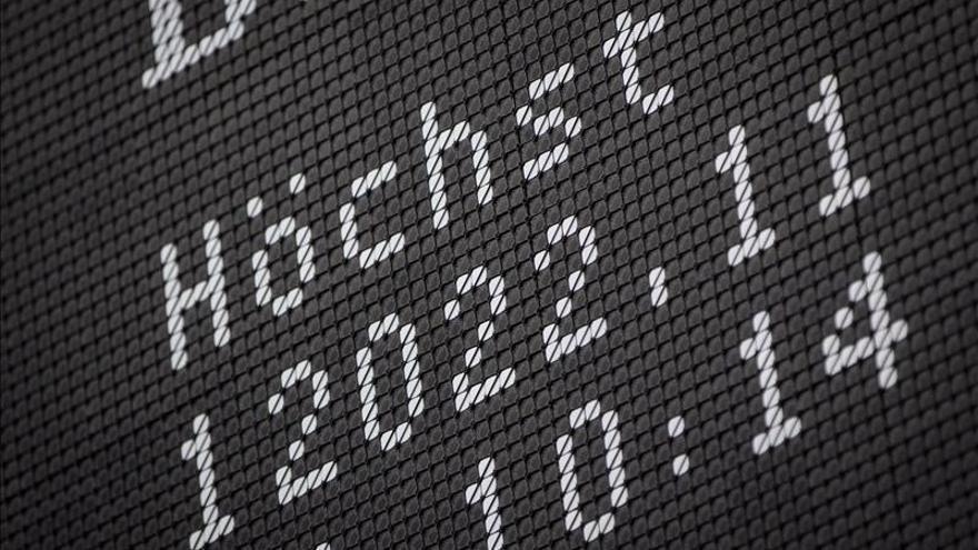 El DAX 30 alemán cae un 1,38 por ciento en la apertura