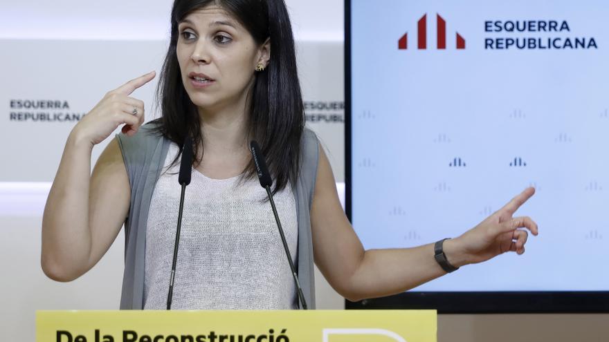 ERC avisa que persistirán en la autodeterminación pese a las manifestaciones
