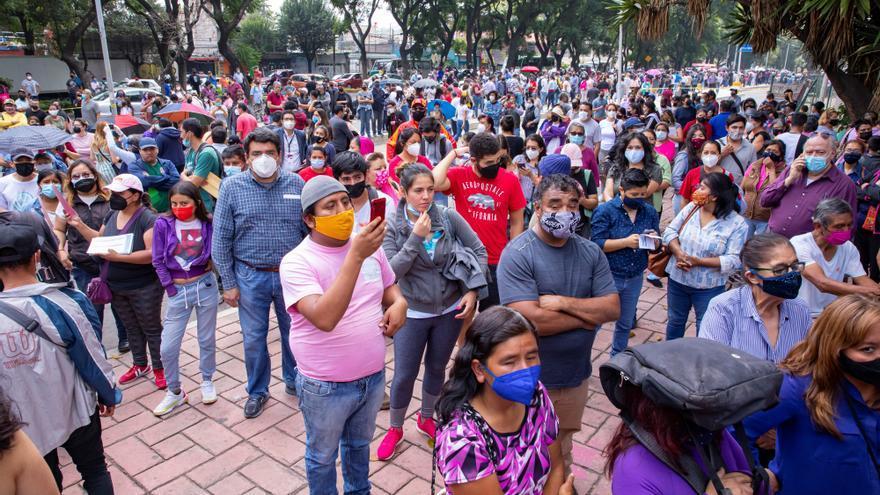 México suma 850 nuevas muertes y 23.006 contagios por coronavirus