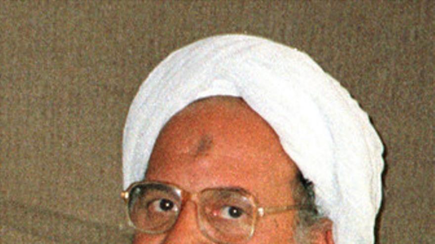 Al Zawahiri, número dos de Al Qaeda