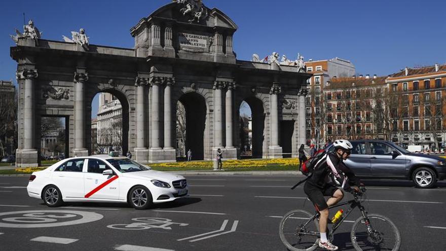 La larga marcha hacia la protección del ciclista