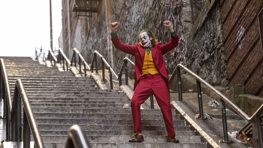Fotograma del 'Joker'/ Warner Bros